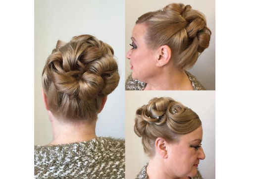 Special Event Hairstyle
