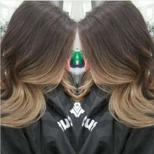 Permanent Haircolor