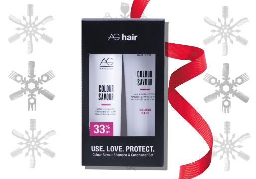 AG Hair Colour Duo and AG Hair Sterling Silver duo