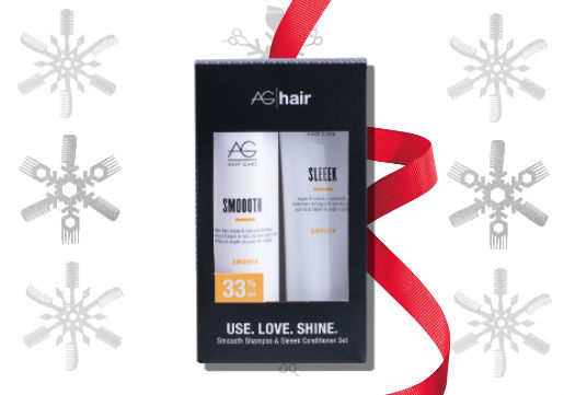AG Hair Smooth Duo